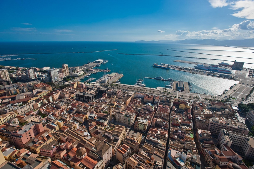CAGLIARI TO HOST THE OPENING EVENT OF THE AMERICA'S CUP WORLD ...