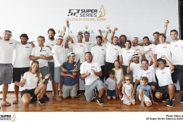 Super Series Valencia Sailing Week